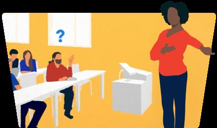 Erklärfilm: E-Learning im Live-Classroom im BASA-online Studiengang